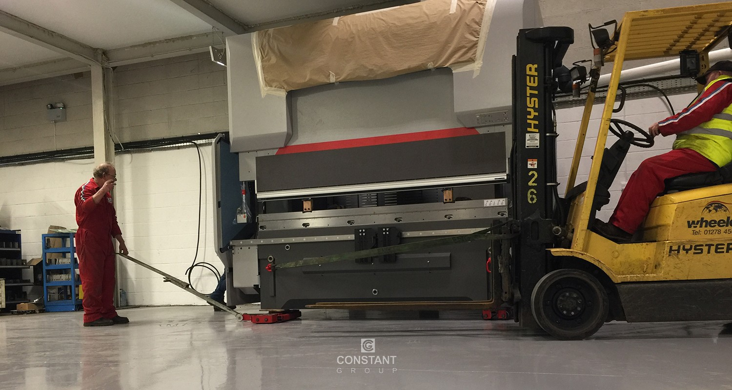Factory Update: New Bystronic Press Brakes