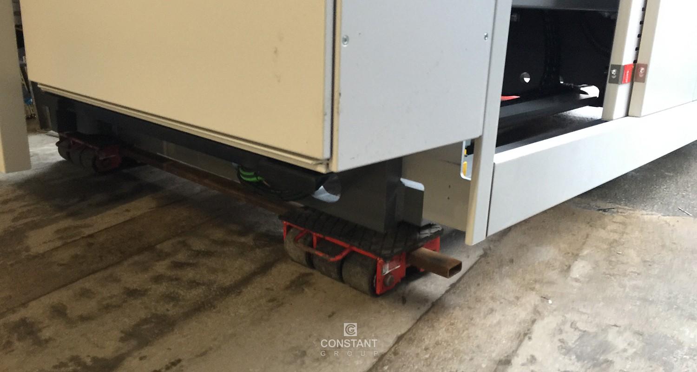 Movable Press Brakes