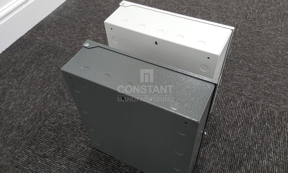Utility Cabinet Prototype to Production
