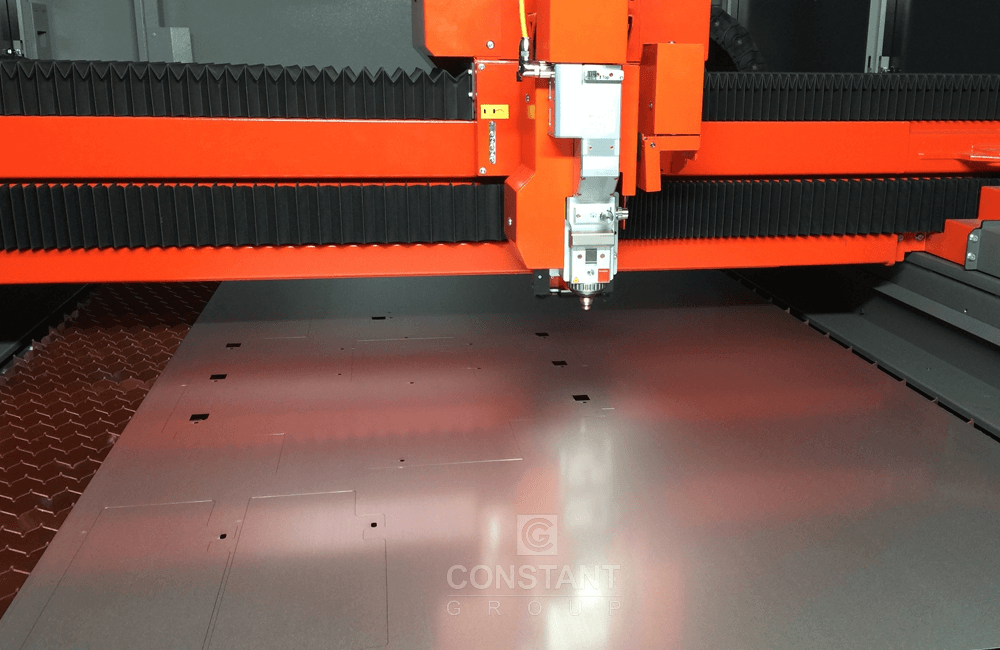 New Sheet Metal Fibre Laser Cutter