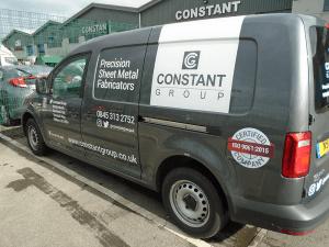 Constant Group Van