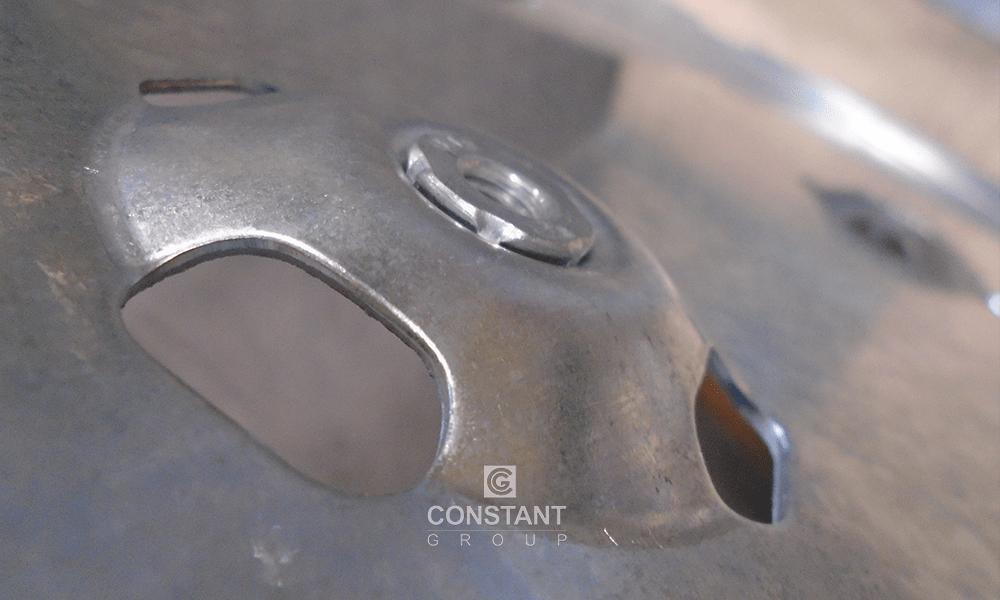 Unique press brake tooling