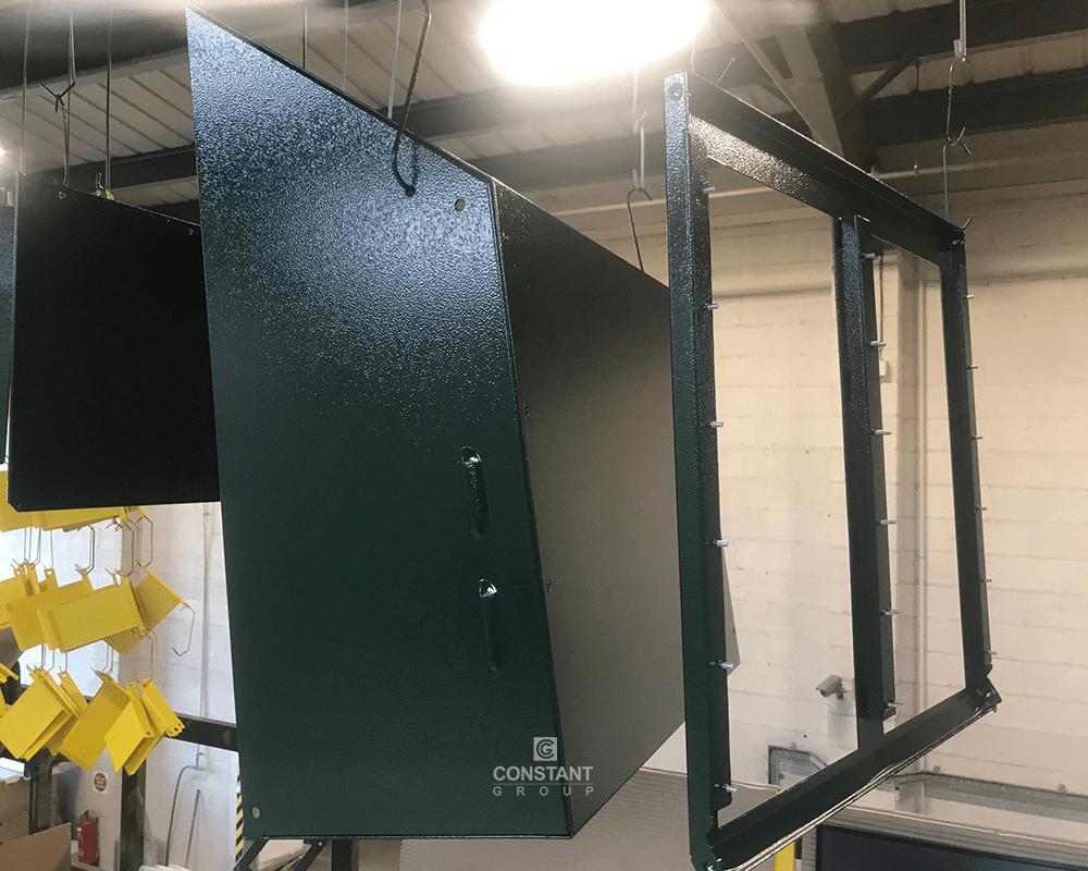 Powder Coating Outdoor Sport Lighting Unit