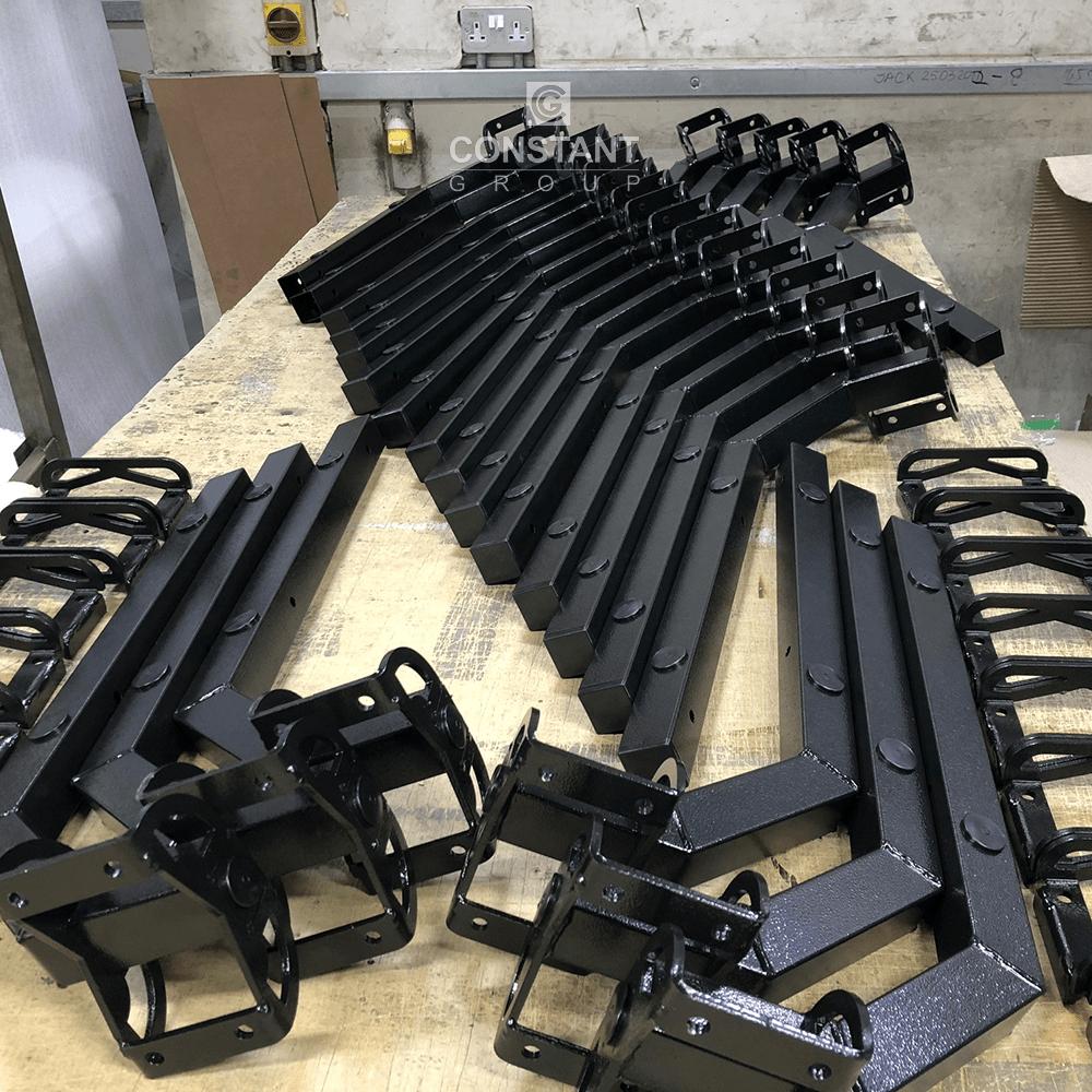 Repeat Batch Production Capabilities