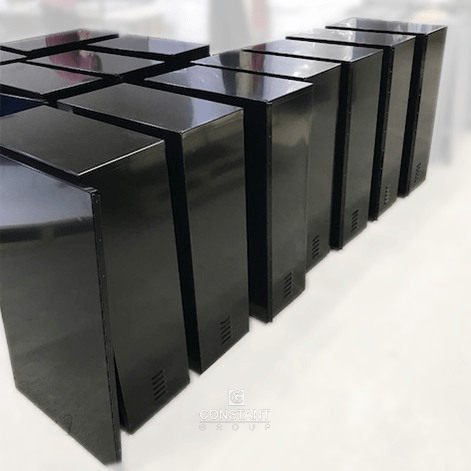 External Metal Sever Cabinets