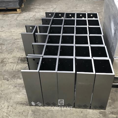 Small Metal Electrical Enclosure